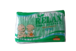 Premium Quality Baby Nappies to Africa