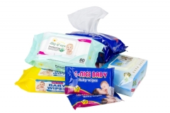 OEM Available Baby Wet Tissue
